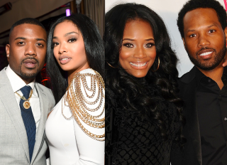 Ray J and Princess, Yandy and Mendeecees