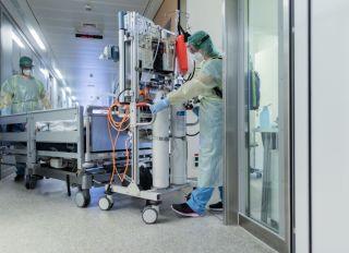 Coronavirus - Intensive Care Unit University Hospital Bonn