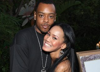 Omar Epps and Keisha Epps Baby Shower