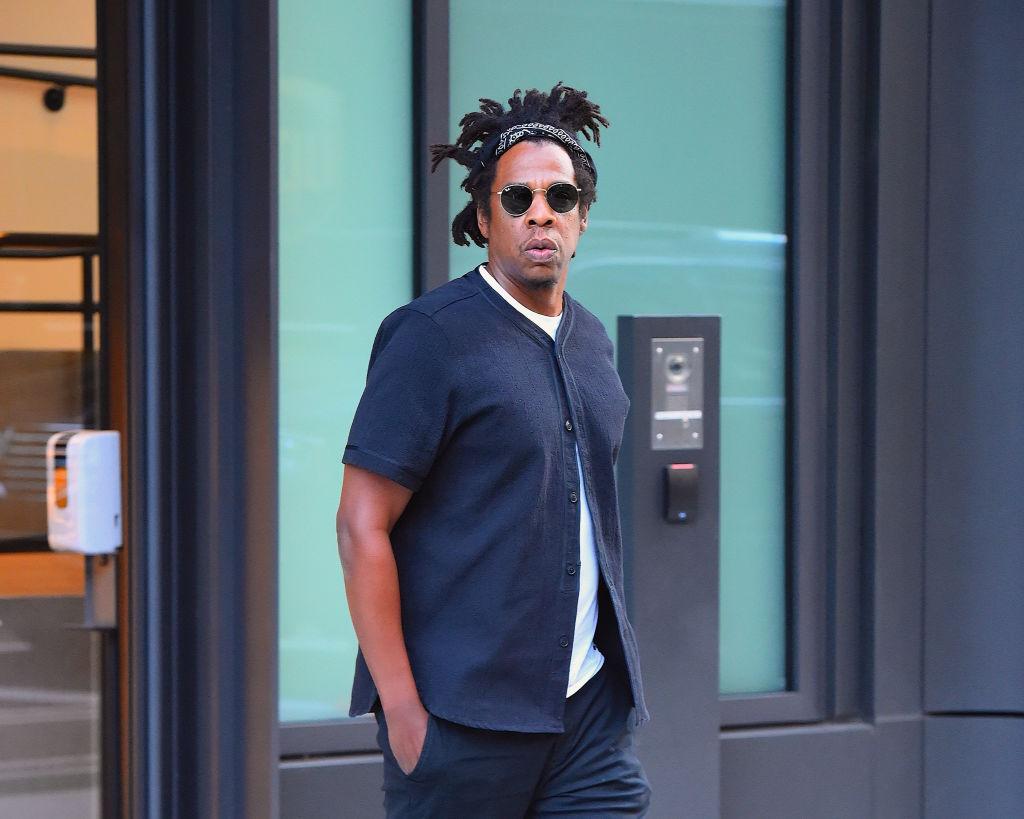 Celebrity Sightings in New York City - September 18, 2020