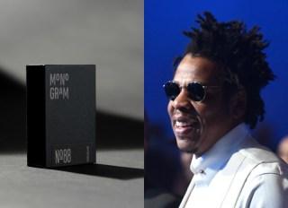 Jay-Z Monogram cannabis