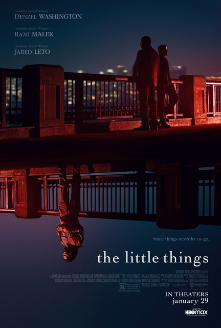 'The Little Things' Production Stills
