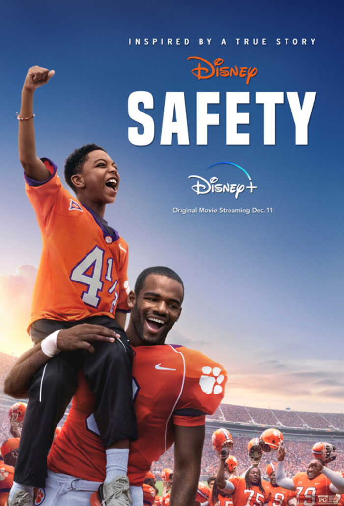 'Safety' Star Jay Reeves Talks About His Disney Dreams Coming True
