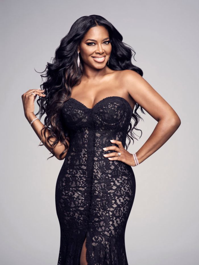 Who Said Dat? Kenya Moore Scoffs At Claims She Shattered #RHOA Girl Code, Offers Update On Marc Daly Divorce