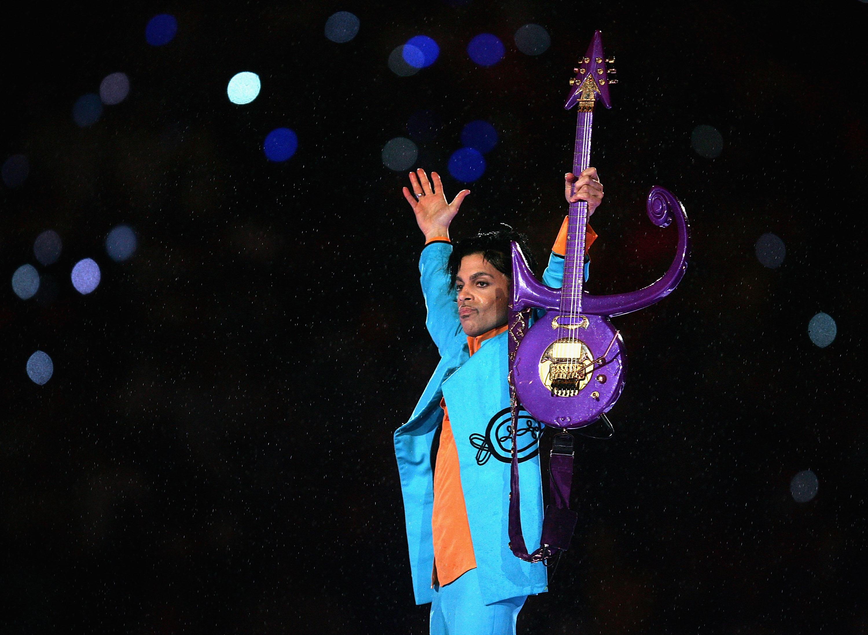 Prince Super Bowl Halftime Show