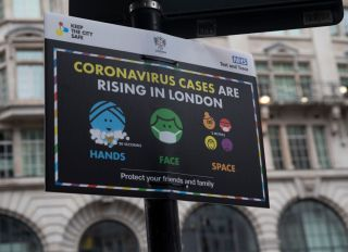 Boris Johnson Announces Third National Coronavirus Lockdown