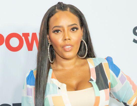 Angela Simmons attends STARZ Power Season 6 premiere at...
