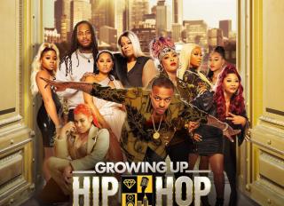 Growing Up Hip Hop Atlanta Key Art
