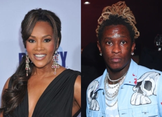 Vivica Fox Young Thug