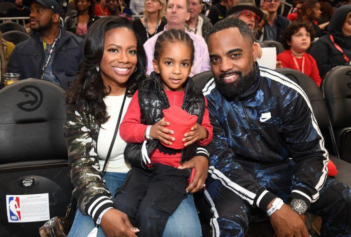 Celebrities Attend Denver Nuggets vs Atlanta Hawks
