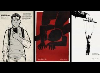 American Skin Posters