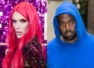 Jeffree Star, Kanye West