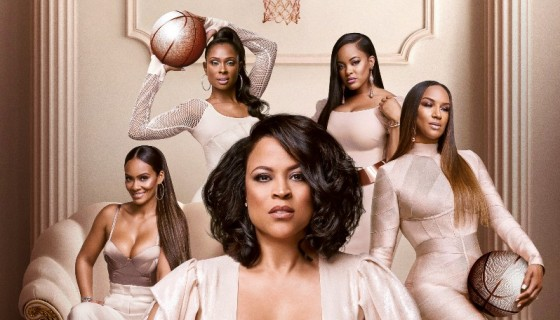 """Basketball Wives"" Exclusive Clip: Guess Which Famous For Feuding Friends Will Kiss And Make Up?"