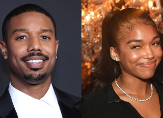 Michael B. Jordan & Lor Harvey