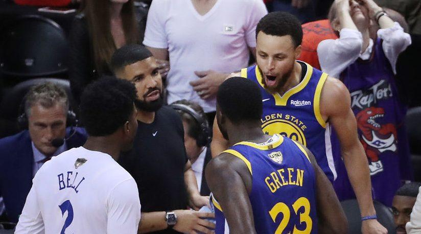 Kerr:Curry曾帶Drake坐我們航班,我還罰了Drake 500美金!-籃球圈