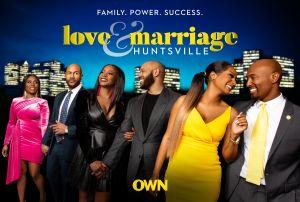 """""""Love & Marriage: Huntsville"""""""