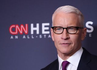 Anderson Cooper hosting the 13th Annual CNN Heroes.