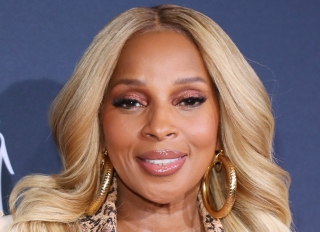 Mary J. Blige At The FYC Netflix Event Rebels And Rule Breakers