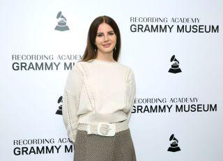 Lana Del Rey At The Grammys