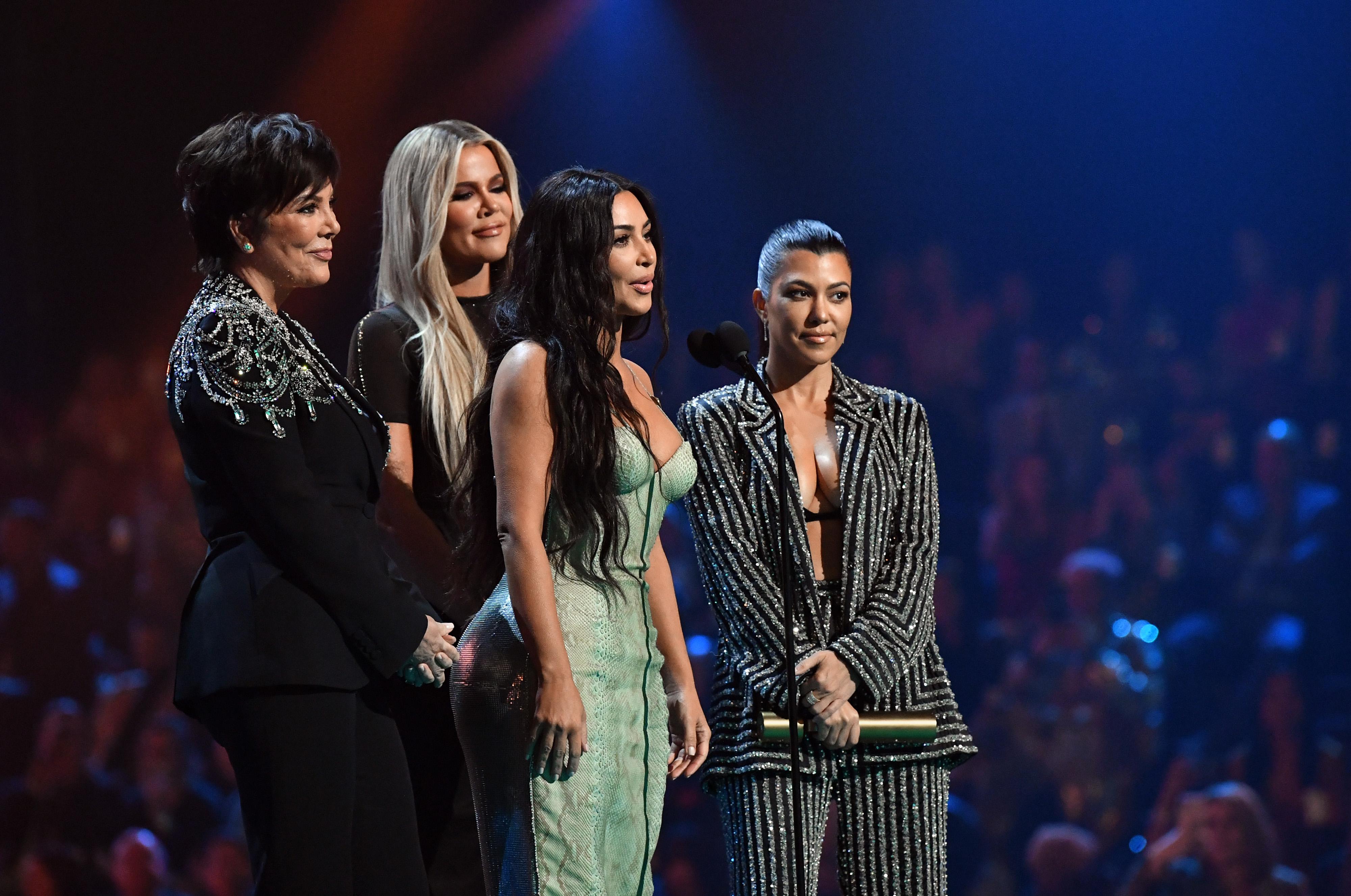 Kardashians E! Awards