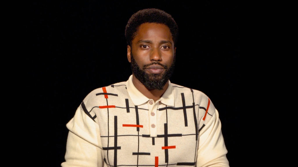 """John David Washington On Learning From Zendaya While Filming 'Malcolm & Marie:' """"I'm The Rookie"""""""