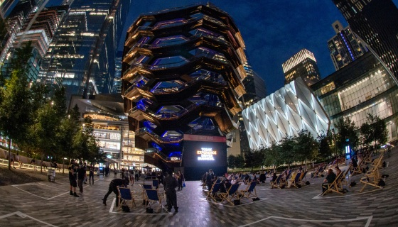 New York's 150-Foot Vessel Sculpture at Hudson Yards Closes After String Of Suicides