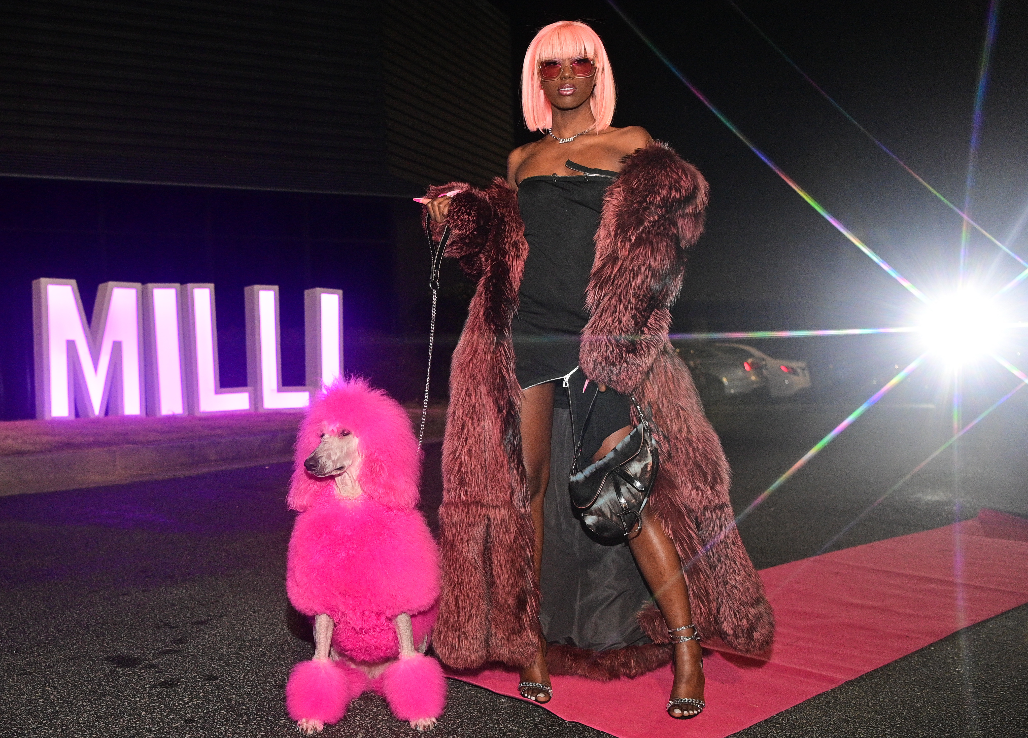 Flo Milli Celebrates 21st Birthday With Barbie-Themed Baddie Bash