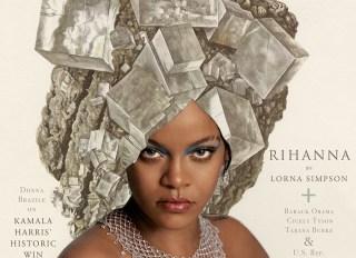 Rihanna x Essence