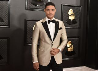 Trevor Noah At The 62nd Annual Grammy Awards