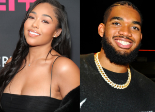Jordyn Woods & Karl-Anthony Towns