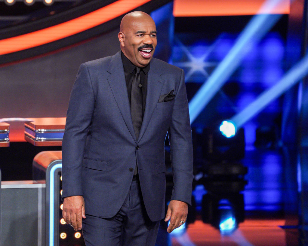 """""""STEVE On Watch"""" Exclusive: Steve Harvey Talks About His NBC Show Being Canceled"""