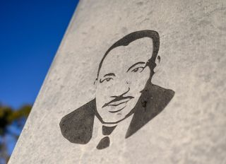 The City Of Los Angeles Honors And Remembers Martin Luther King Jr.