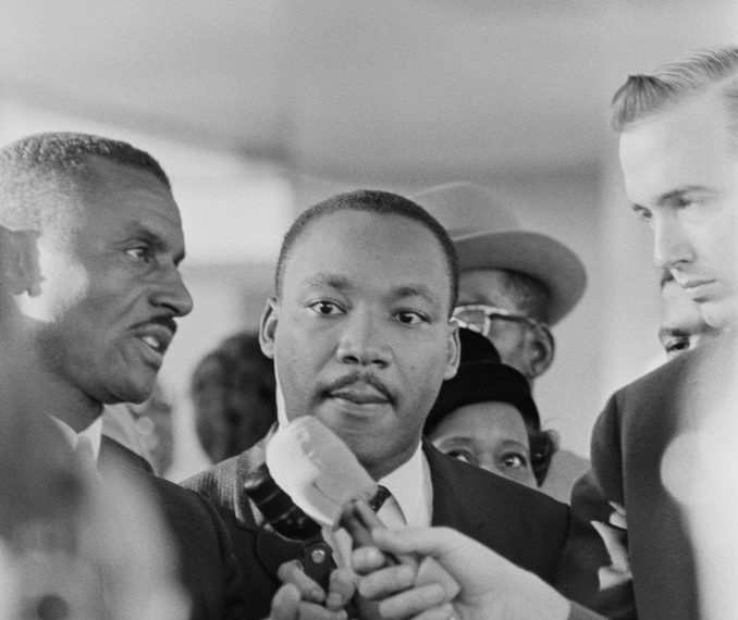 MLK Day Is Also Watch Racist Scoundrels Play Themselves On Social Media Day