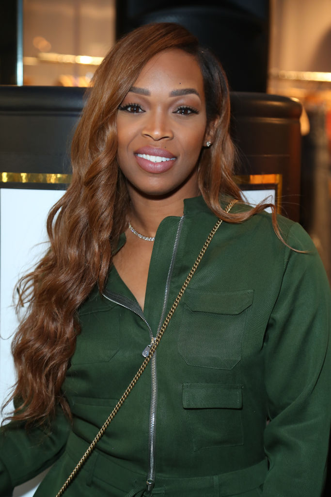 Congratulations! Khadijah Haqq McCray Welcomes A Baby Girl