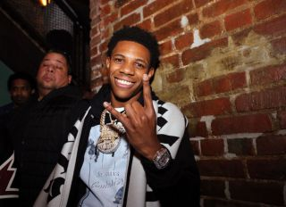 "A Boogie wit da Hoodie At ""Artist 2.0"" Dinner"