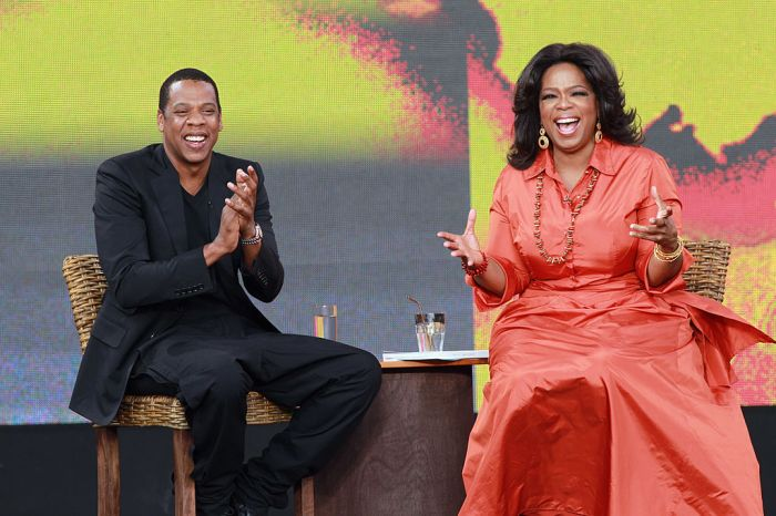 Oprah Winfrey Visits Australia - Day 7