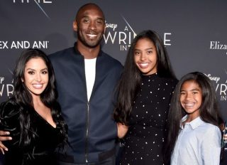 The Bryant Family At The World Premiere of Disney's 'A Wrinkle In Time'