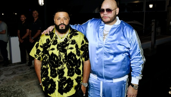 DJ Khaled Teams Up With Fat Joe To Start A Joint OnlyFans