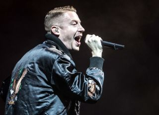 Macklemore Performs In Milan