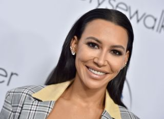 Naya Rivera Attends The Women's Guild Cedars-Sinai Annual Luncheon