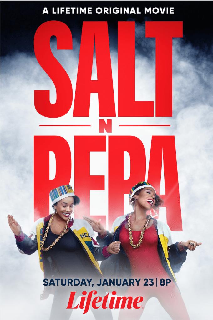 Key art for Salt-N-Pepa Lifetime movie