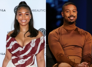 Lori Harvey & Michael B Jordan