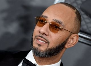 Swizz Beats Arrives At 62nd Annual GRAMMY Awards