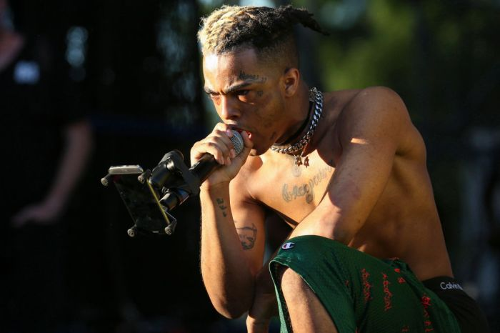 Slain rapper XXXTentacion is dropping another album, new line of clothing