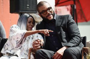 TCM Honors Screen Legend Cicely Tyson With Hand And Footprint Ceremony