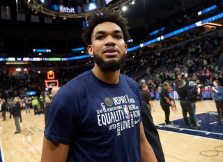 Karl - Anthony Towns