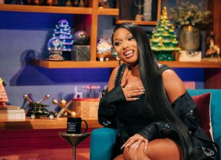 Megan Thee Stallion on The Late Late Show with James Corden