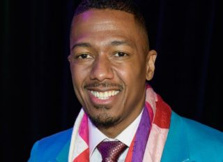 Nick Cannon during the NATPE Miami 2020
