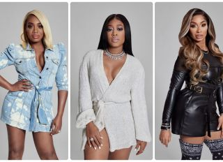 Key art for the cast of Family Reunion: Love & Hip Hop Edition