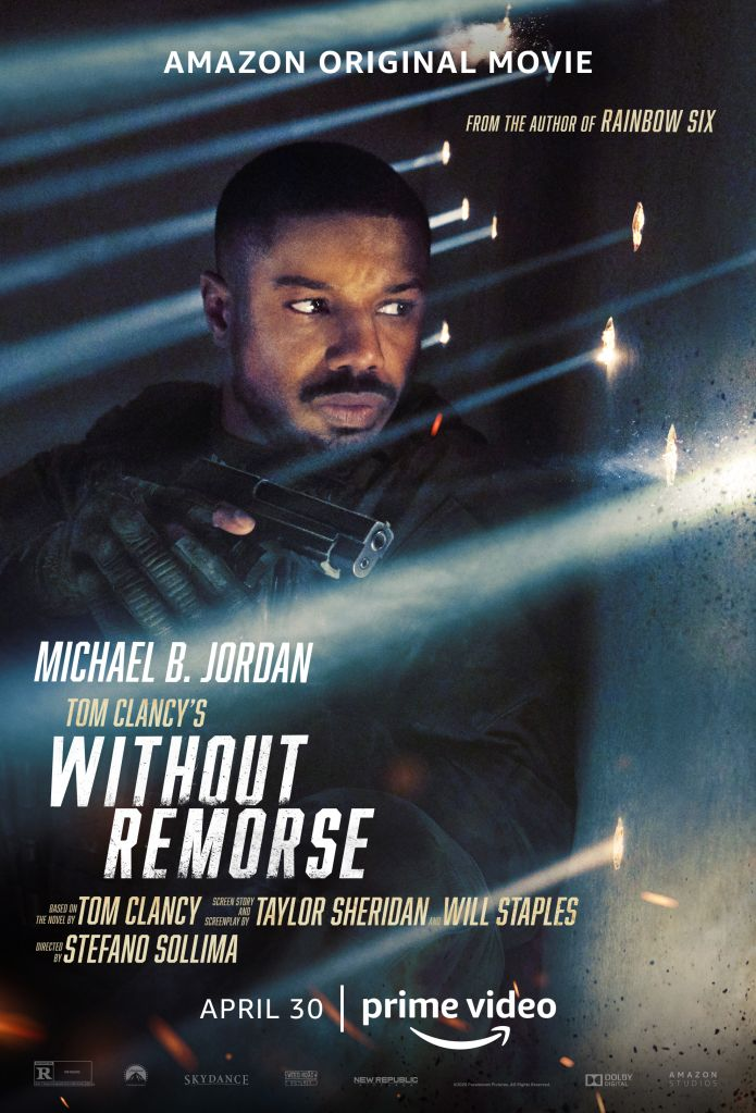 Tom Clancy's Without Remorse starring Michael B. Jordan